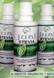 Stevia Edulcorante Natural Jual x 100
