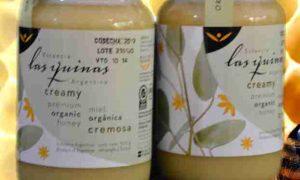 miel-organica-las-quinas-cremosa