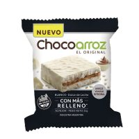 alfajor chocoarroz blanco