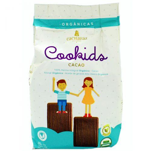 galletitas cachafaz cookids cacao